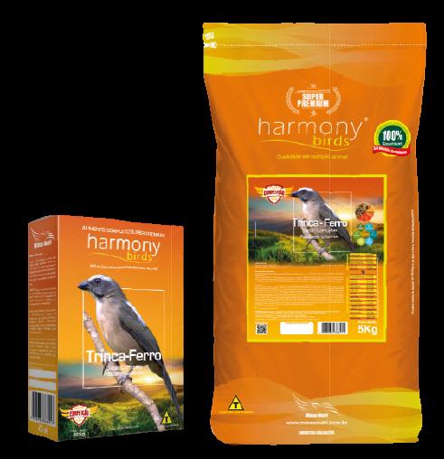 Harmony Birds Trinca Ferro Competição