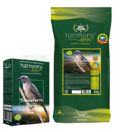 Harmony Birds Trinca Ferro Natural