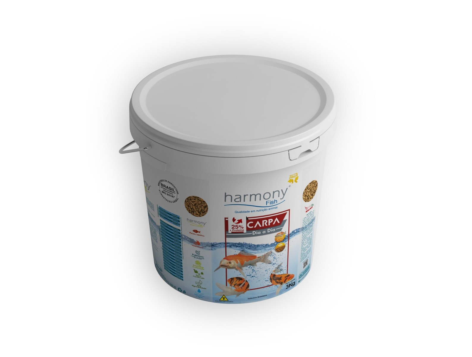 Harmony Fish Carpas Dia a Dia