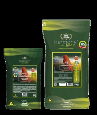 HB 23  Red Nutrition Farinhada para Canários Vermelhos