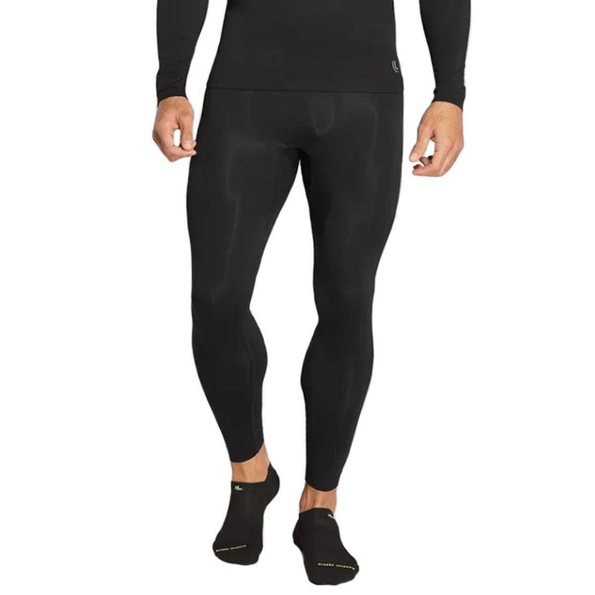 Calça Lupo Legging Masculino Underwear Warm