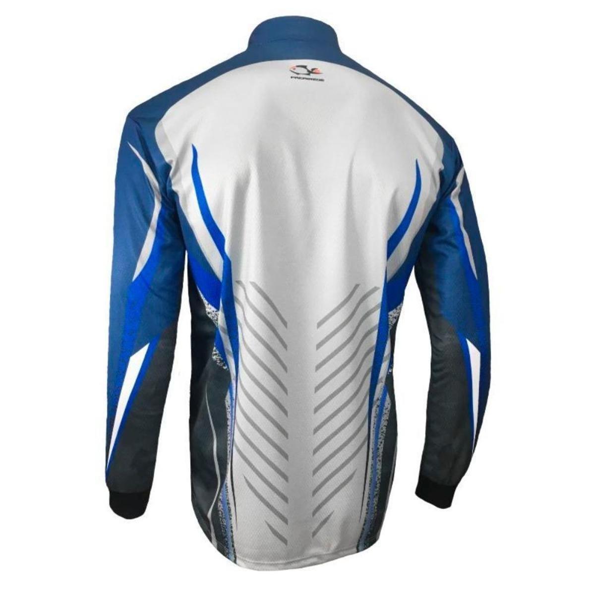 Camiseta CS20 Logo 2 Faca na Rede - Azul