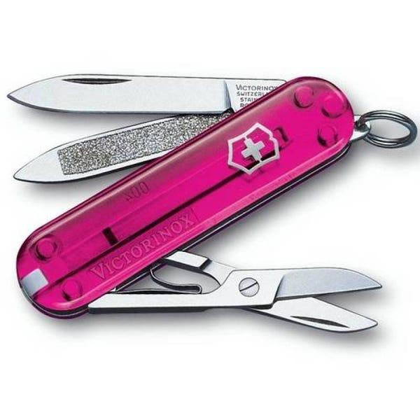 Canivete Victorinox Classic 0.6203.T5 Pink 7F