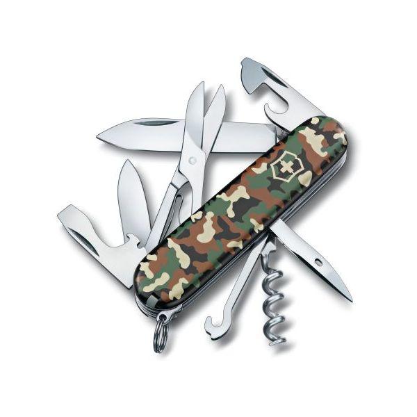 Canivete Victorinox Climber Camuflado 1.3703.94