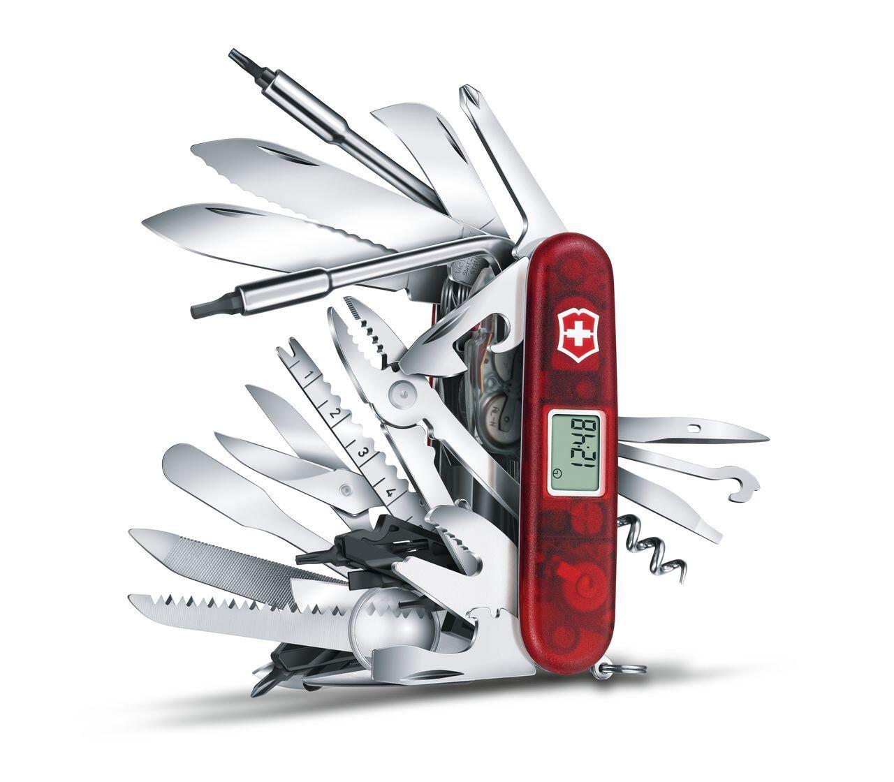 Canivete Victorinox SwissChamp 1.6795.XAVT