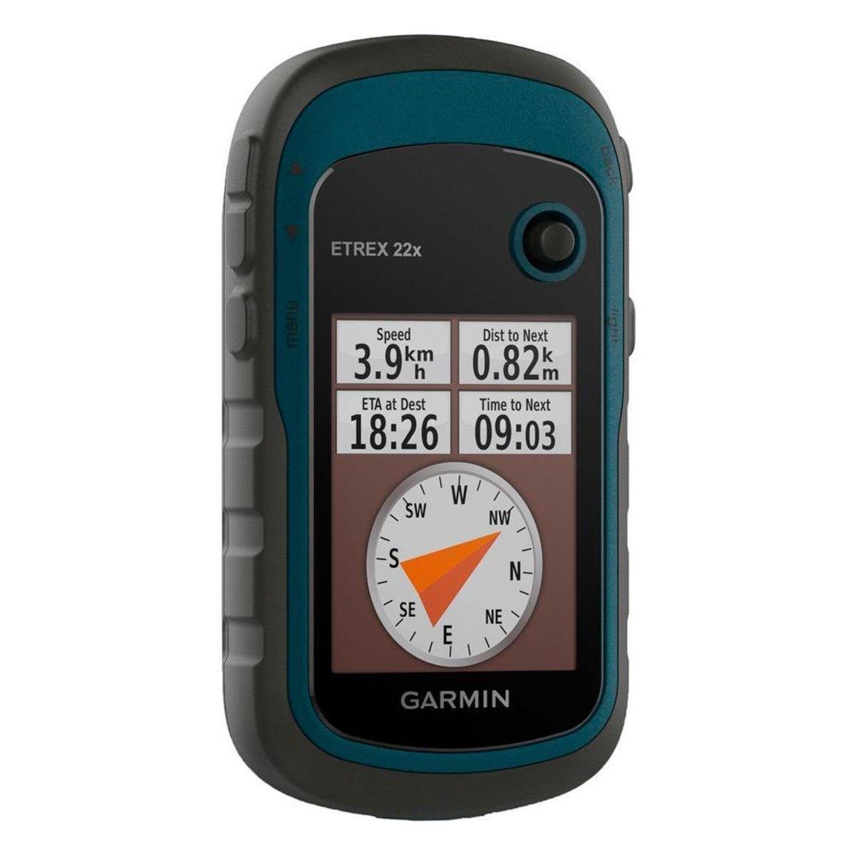 GPS Garmin eTrex® 22X