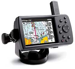 GPS Garmin Map 276C