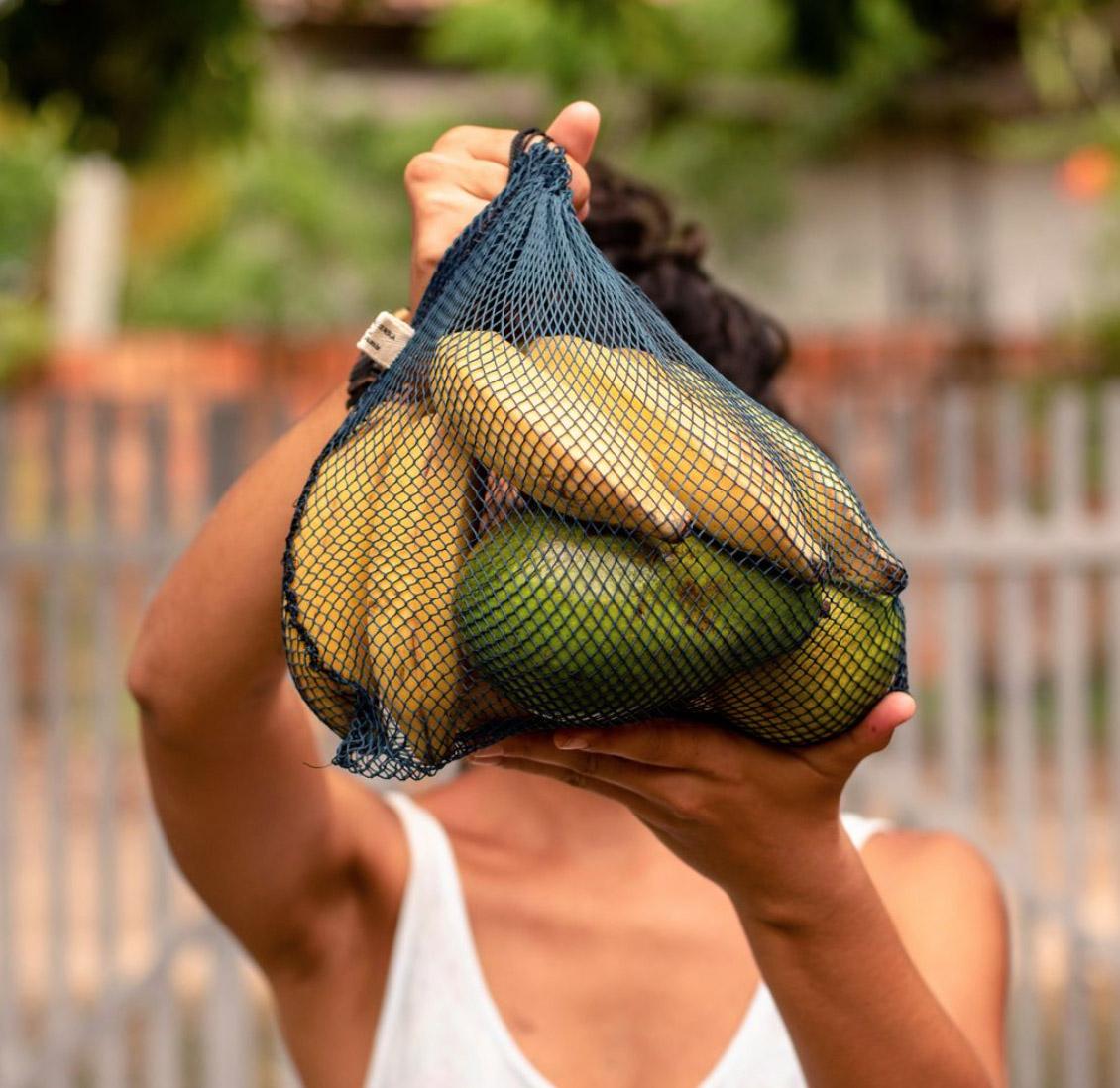 Trio Saquinhos Granel - Fui uma rede de pesca - P M G