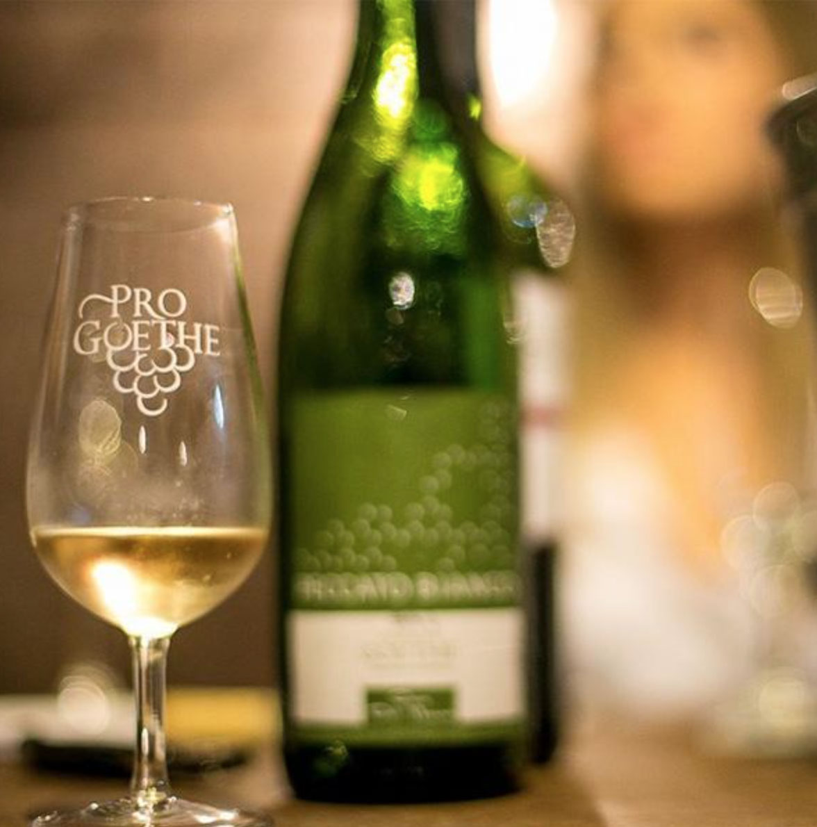 Vinho Branco Peccato Bianco Legno - Uva Goethe - 3 meses de barrica de carvalho - Casa Del Nonno