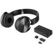 Kit Música Headphone Power Bank Cartão de Memória - Pen Drive Multilaser
