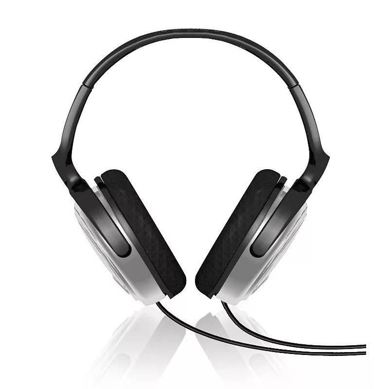 Fone de ouvido SHP250010 PretoPrata PHILIPS