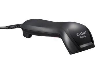 Leitor usb CCD Elgin Flash pto