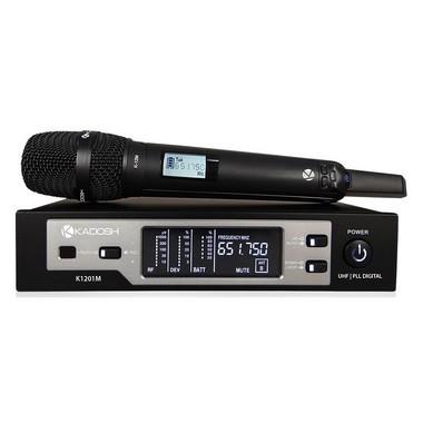 MICROFONE S/FIO KDSW-1201M
