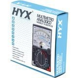 Multímetro Analógico YX360TR EB Preto HYX