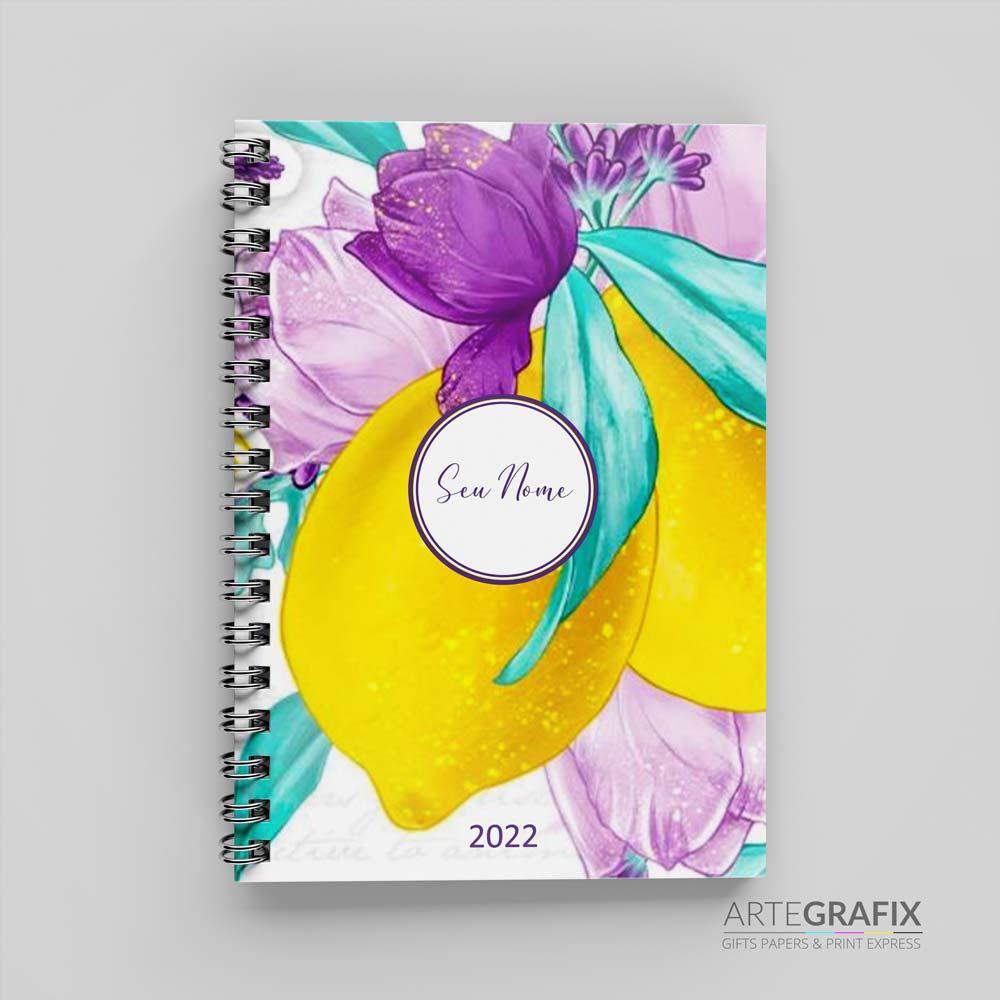 Agenda 2022  - limão Siciliano