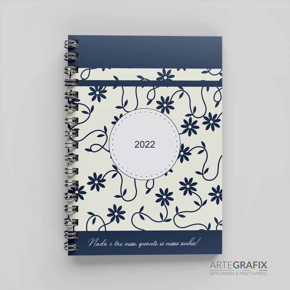 Agenda 2022 Azul Flores
