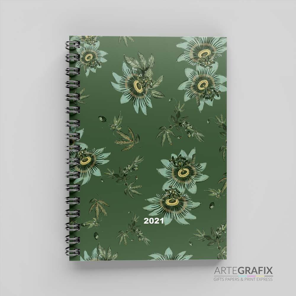 Agenda Flores Verdes