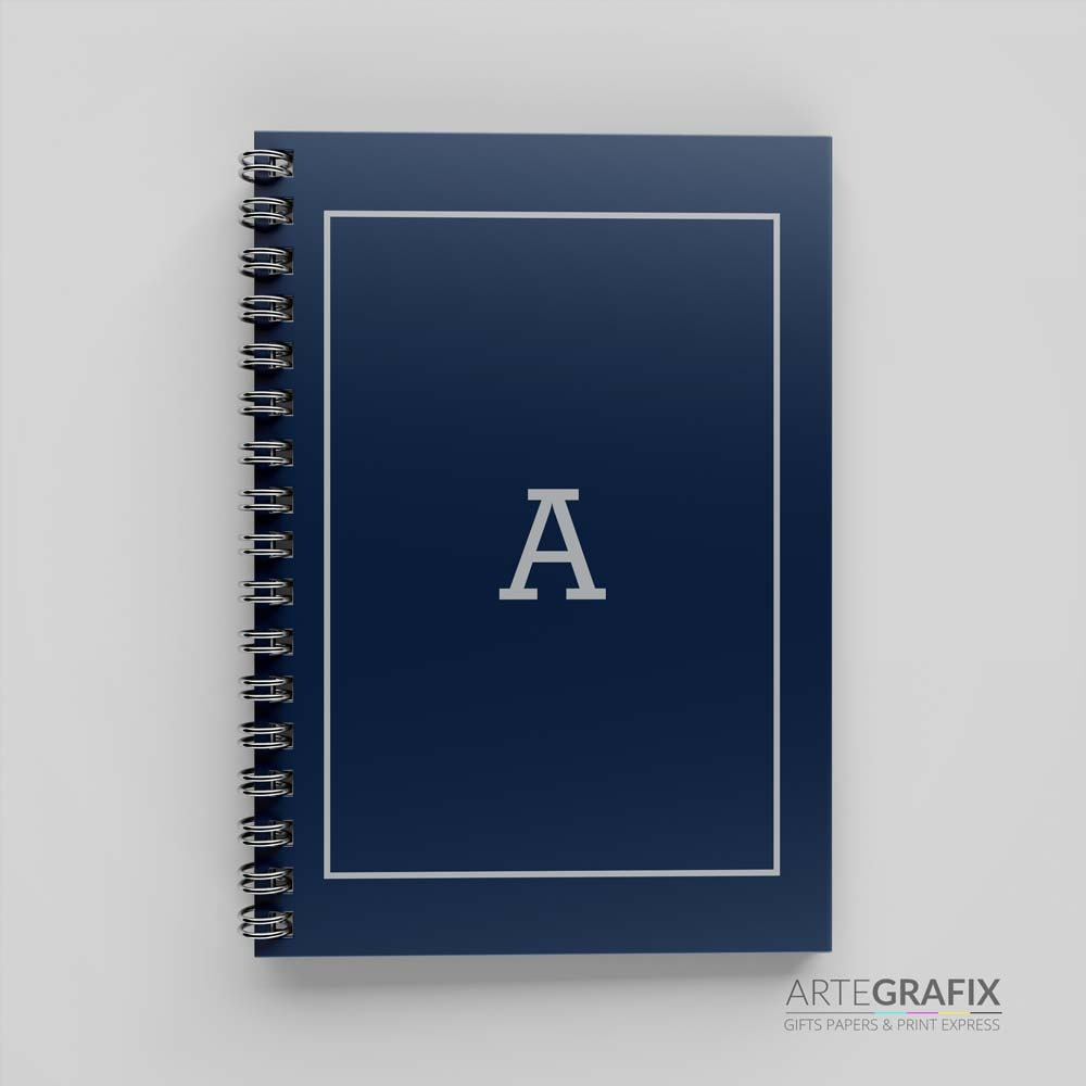 Caderno Pequeno Clássico