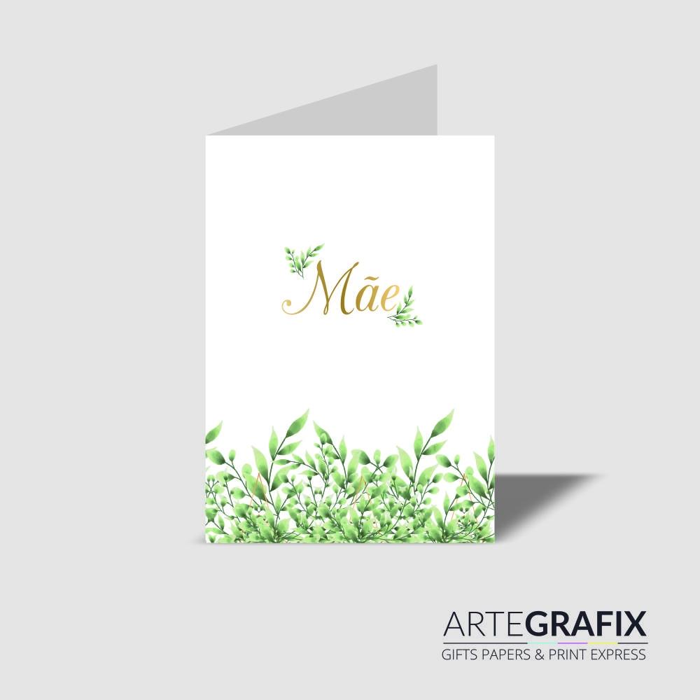 Cartão Dia das Mães