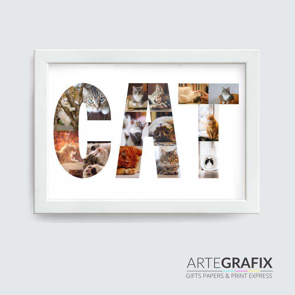 Quadro Gato (CAT)