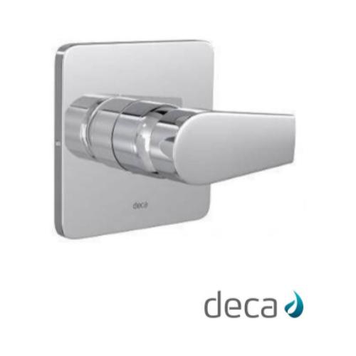 Acabamento Monocomando Para Chuveiro De Baixa/Alta Pressão Level - Cromado - Deca