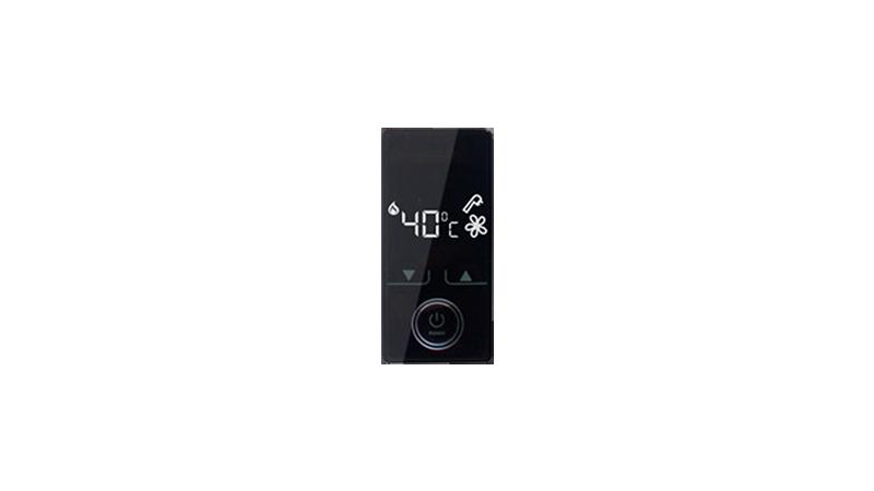 Aquecedor a Gás Komeco KO25DI Digital GN  - Casa Mattos