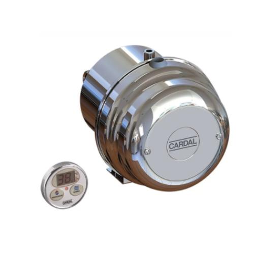 Aquecedor Super Hidro Digital Inox Cardal 220v 8200w  - Casa Mattos