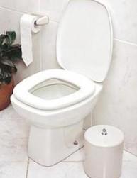 Assento Sanitário Thema - Branco  - Casa Mattos