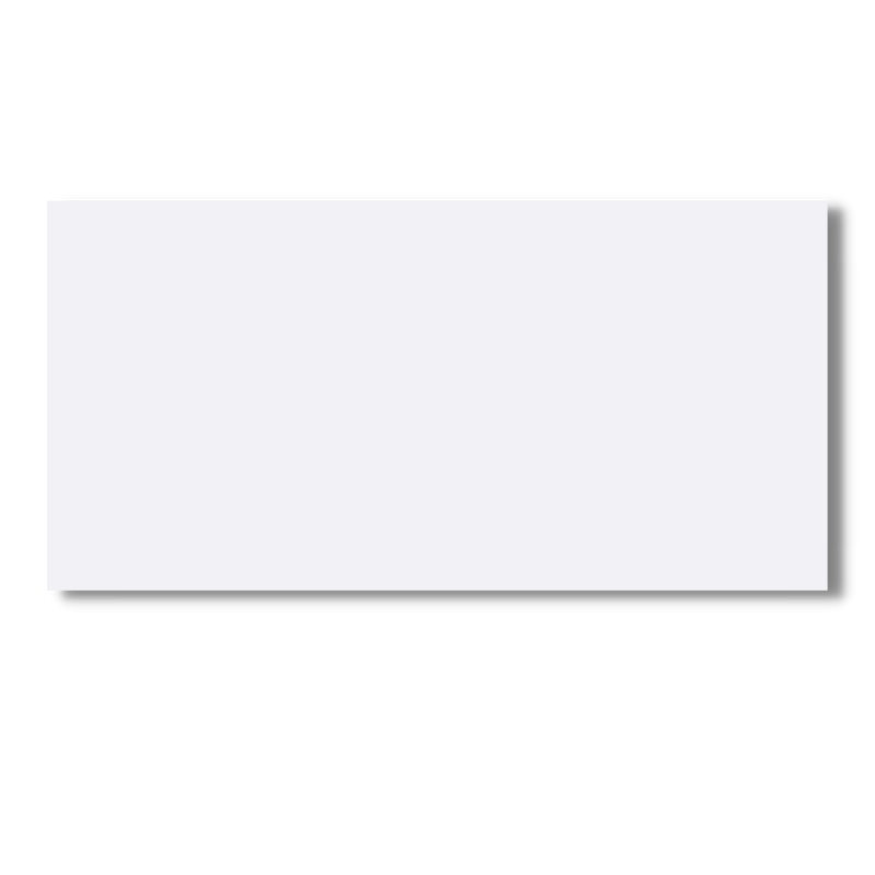 Azulejo Duragres Branco-35 35x71cm Polido