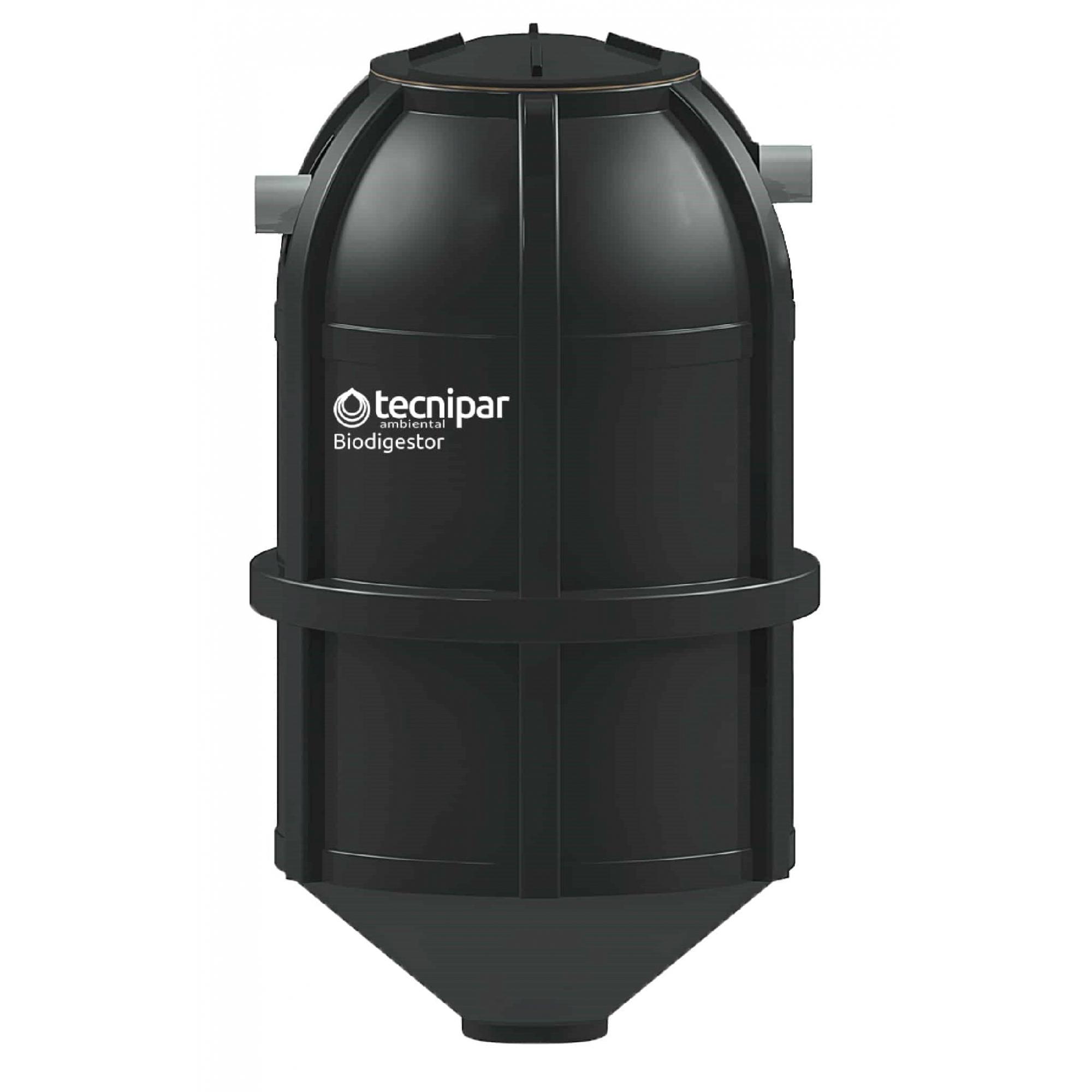 Biodigestor Tecnipar 1.300 litros