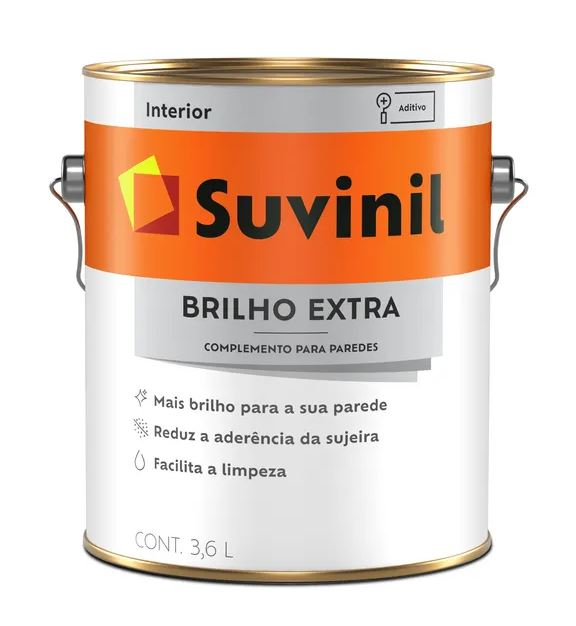 Brilho Extra Suvinil Galão 3,6L