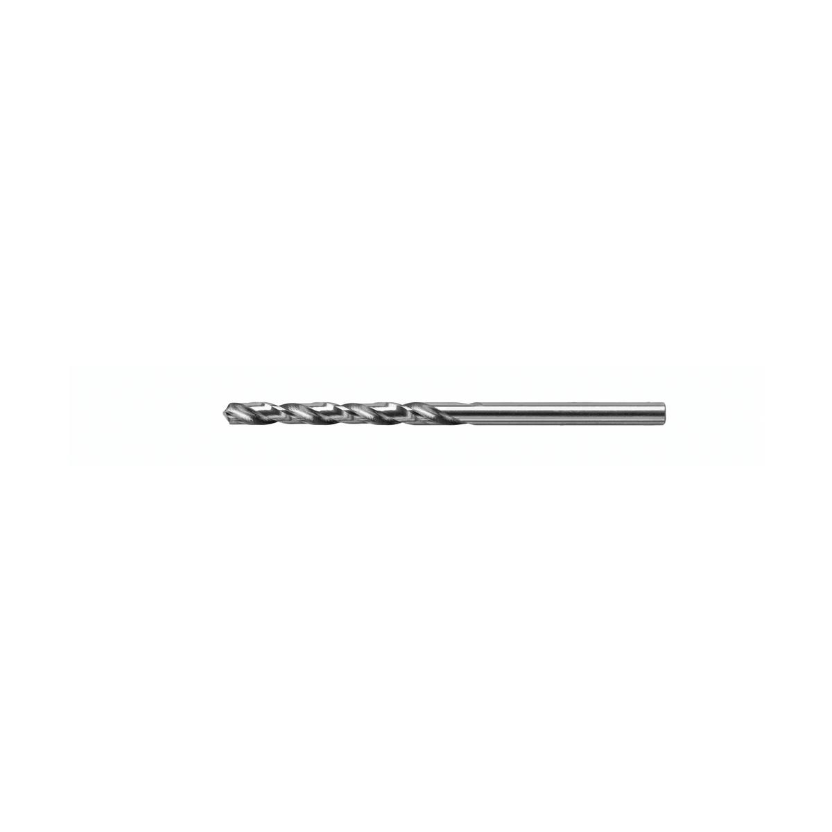 Broca para Aço Tramontina 43141/122 4x75 mm em Aço Rápido HSS DIN 338