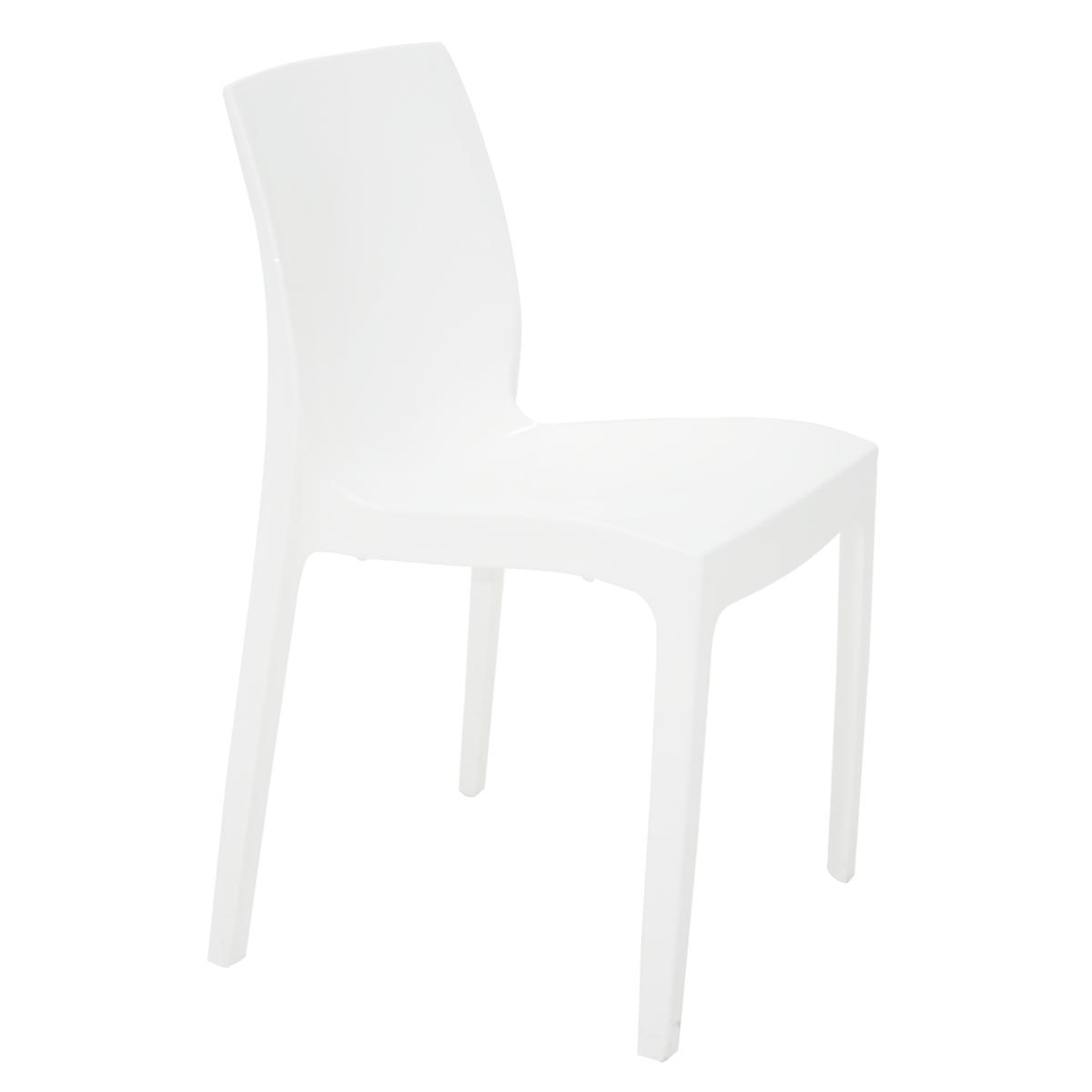 Cadeira Tramontina Alice Branco 92037/010 1 Peça