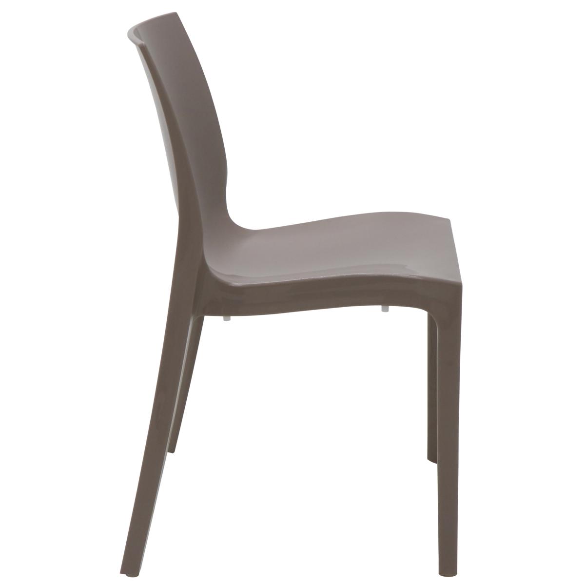 Cadeira Tramontina Alice Camurça 92037/210 1 Peça  - Casa Mattos
