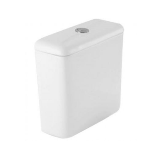 Caixa Acoplada Ecoflush Incepa - Branco