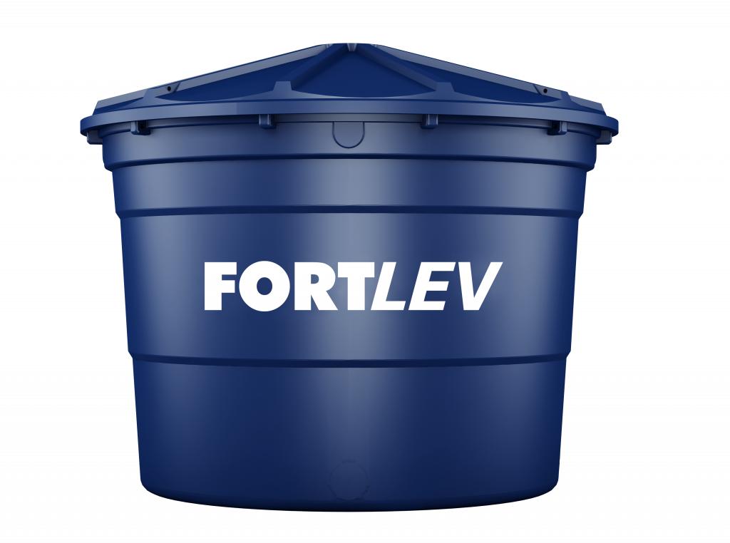 Caixa d'Água Fortlev de Polietileno 5000 Litros