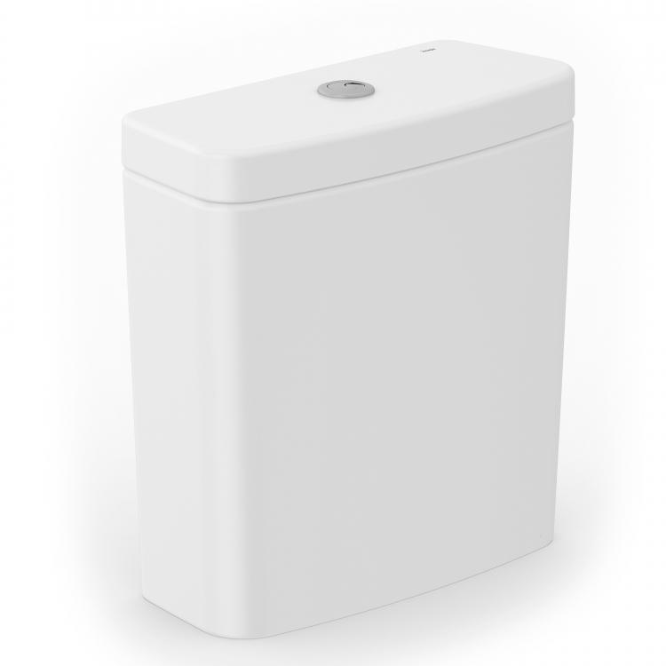 Caixa para Acoplar Incepa Ecoflush Boss 89570 Branco