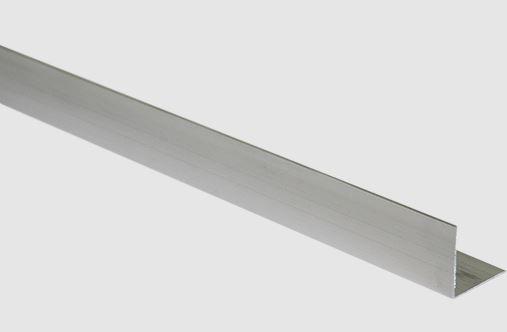 Cantoneira Aluminio 3/4 3M Polido