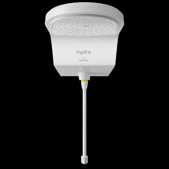 Chuveiro Eletrônico Hydra Fit 220V/6800W Branco  - Casa Mattos