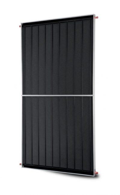 Coletor Solar Komeco Cobre 7 Tubos 2x0,96m Vertical  - Casa Mattos