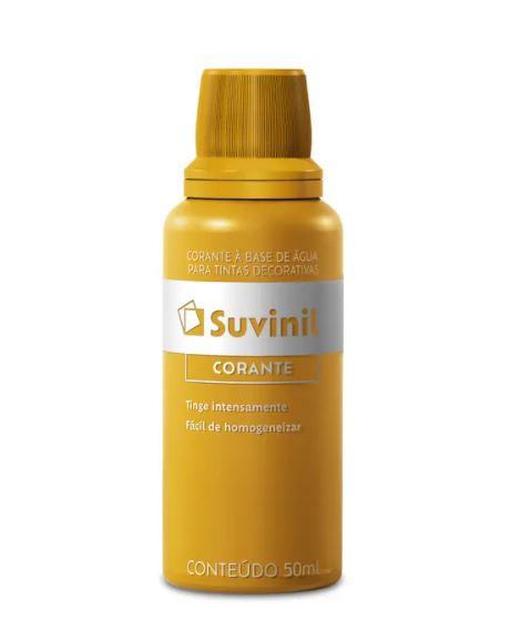 Corante Suvinil Amarelo 50ml