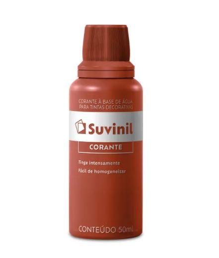 Corante Suvinil Vermelho 50ml