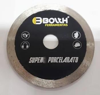 Disco Porcelanato Preto  - Casa Mattos