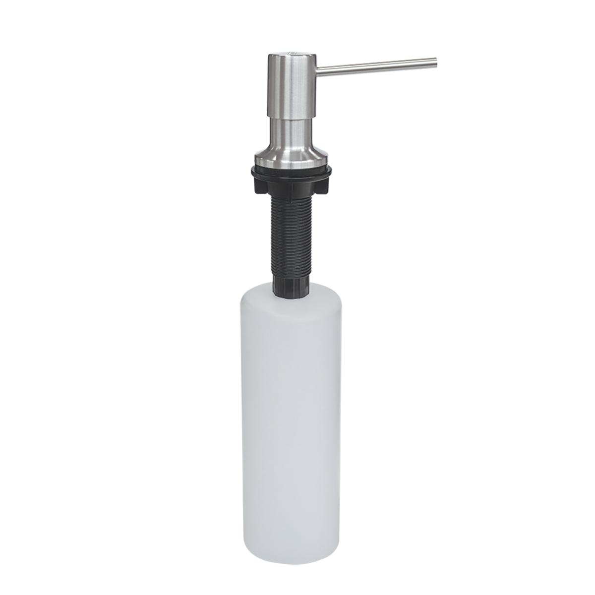 Dosador de Sabão Tramontina 94517/004 em Aço Inox com Recipiente Plástico 500 ml