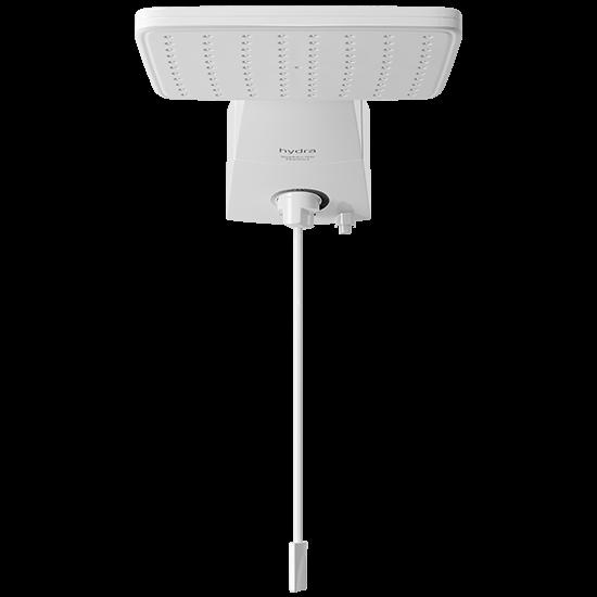 Ducha Hydra Quadratta Max Eletrônica DPQD.EM.772BR 220V/7700W Branca  - Casa Mattos