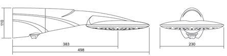 Ducha Lorenzetti Advanced Flex 127V/5000W Branco  - Casa Mattos
