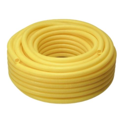 Eletroduto Corrugado 25M Amarelo Krona
