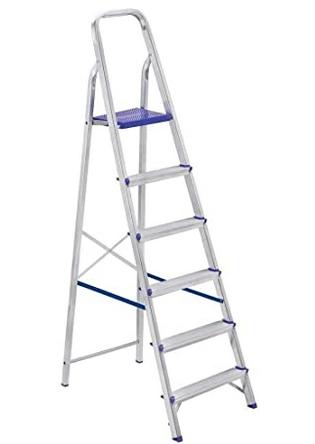 Escada SBA Prima Doméstica com 6 Degraus E1206