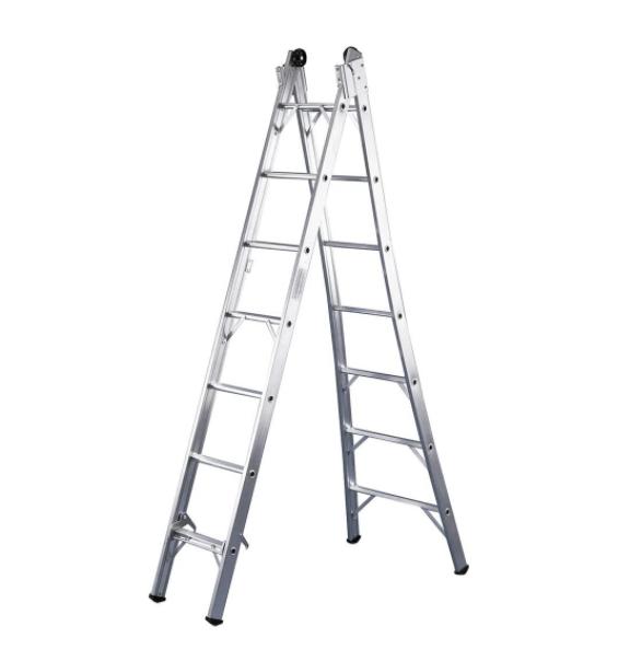 Escada SBA profissional com 13 degraus