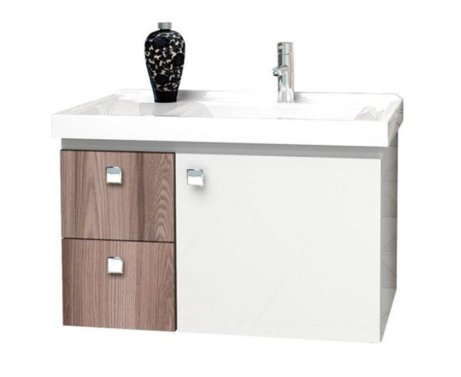 Gabinete Para Banheiro Mdf 60Cm